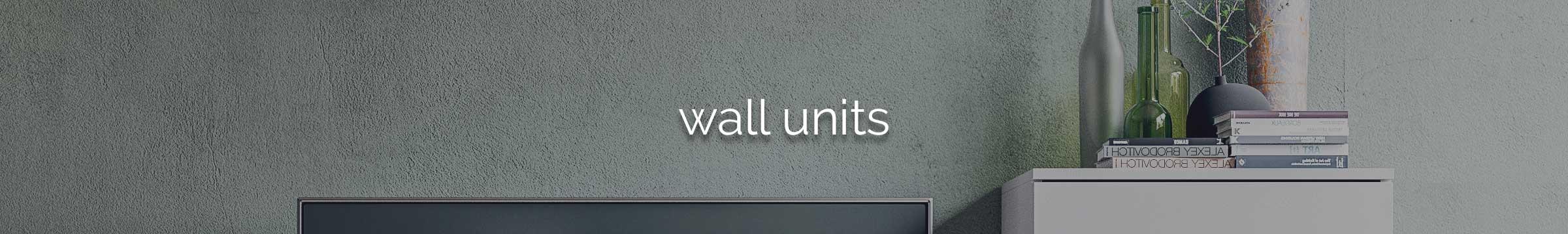 Wall Units