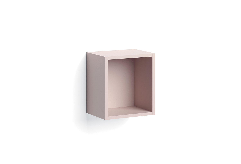 Case cube shelf