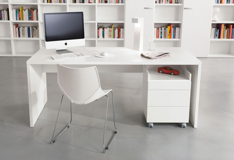 Cassettiera per la scrivania della cameretta e dell'ufficio