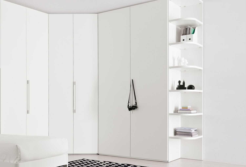 Cabina armadio angolare start cabina angolare clever for Ikea armadio angolare