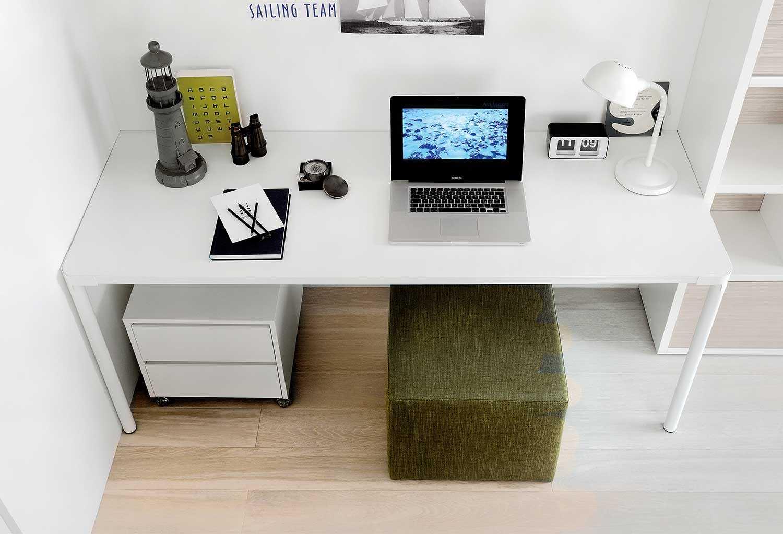 Scrivania per cameretta Start - Lineare | CLEVER
