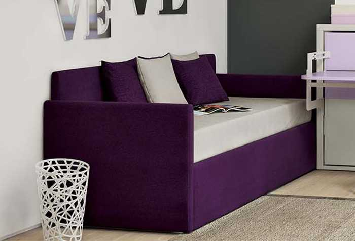 Letto Singolo Divano.Less Single Sofa Bed Clever