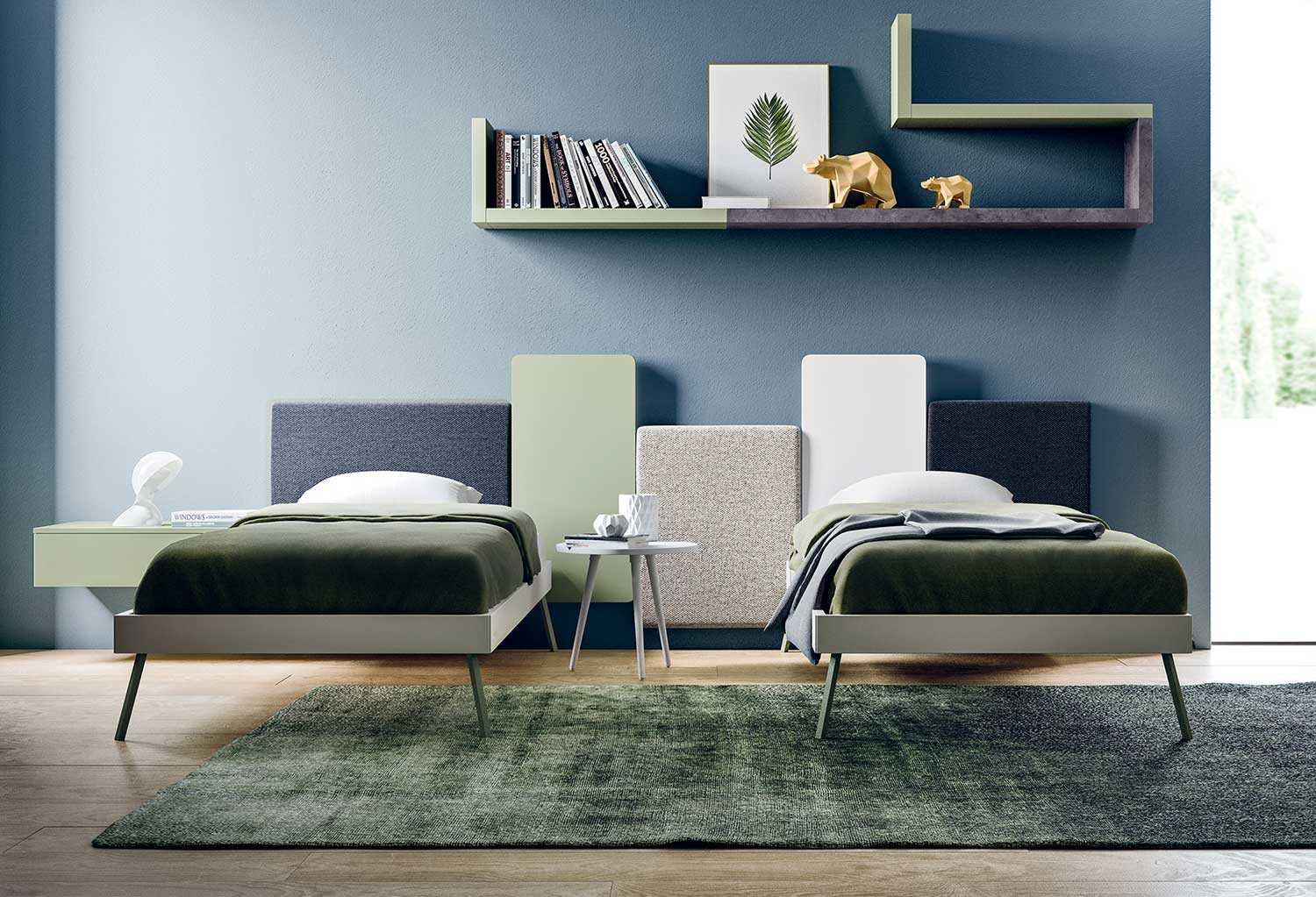 Testata Letto Parete.Upholstered Wall Panels Clever