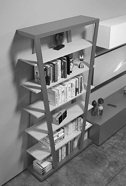 Dettaglio libreria Hon