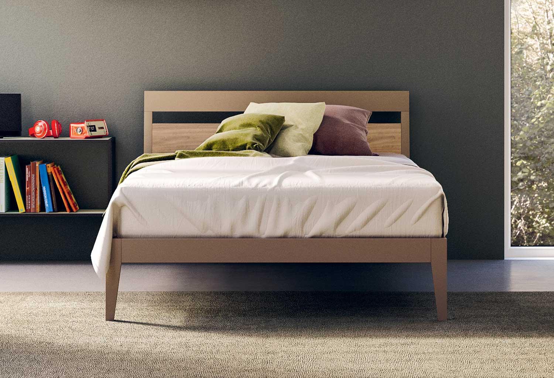 Letto singolo moderno fresh clever it for Letto moderno design