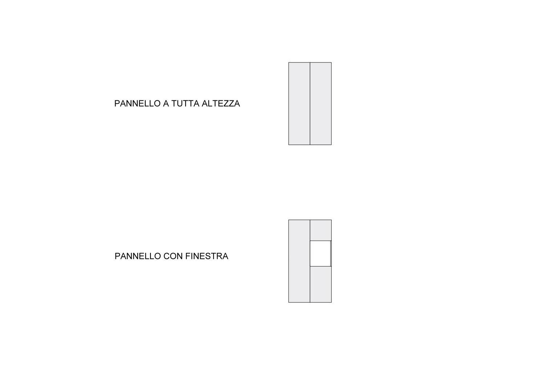 End panels