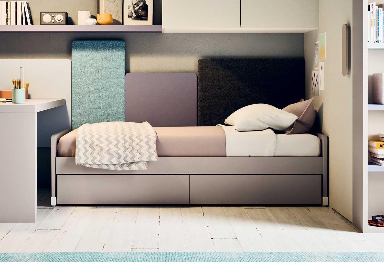 Pannelli modulari per testiera letto wall boiserie clever it - Parete testiera letto ...