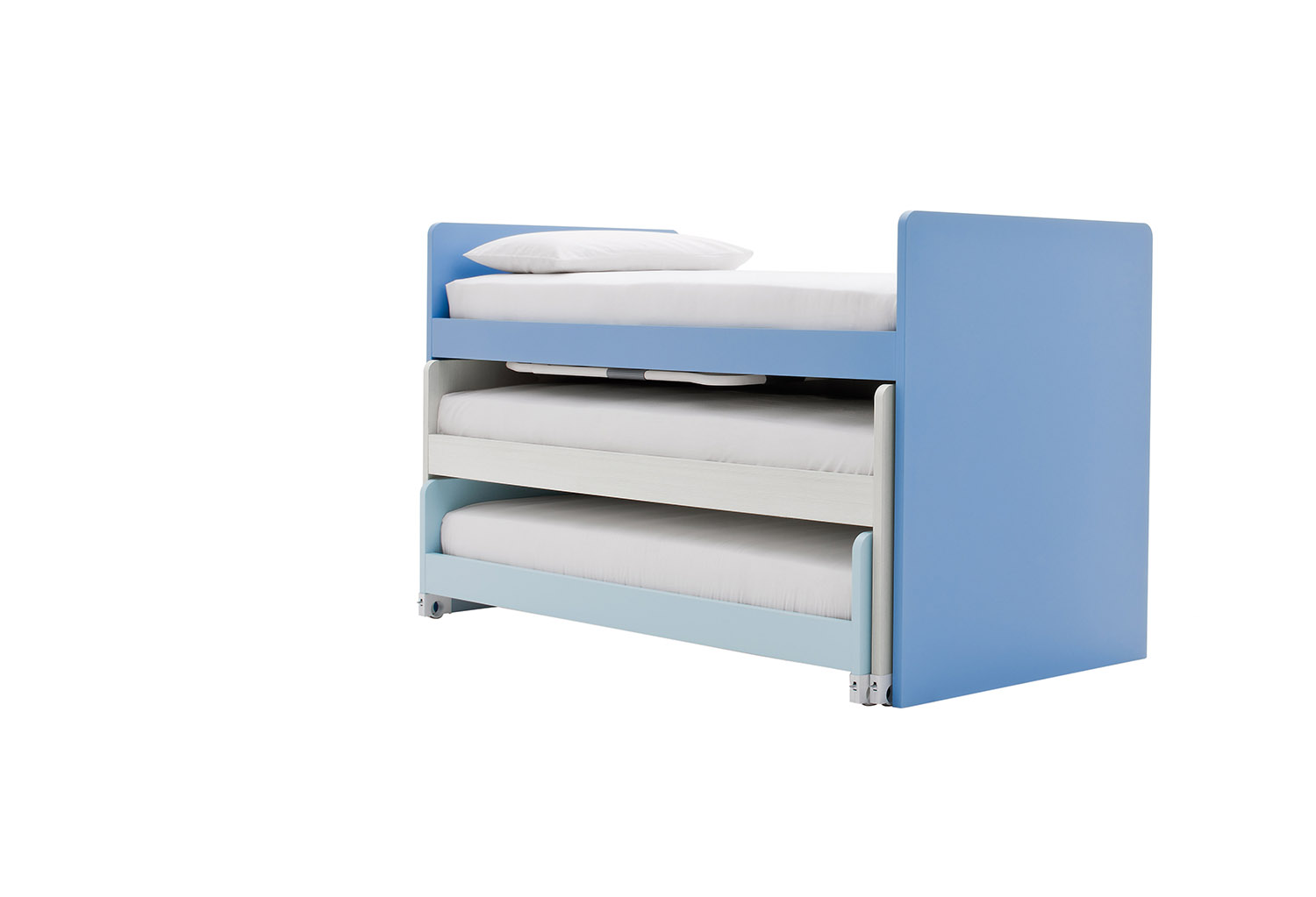 Lobby Alto triple bunk bed - CLEVER.IT
