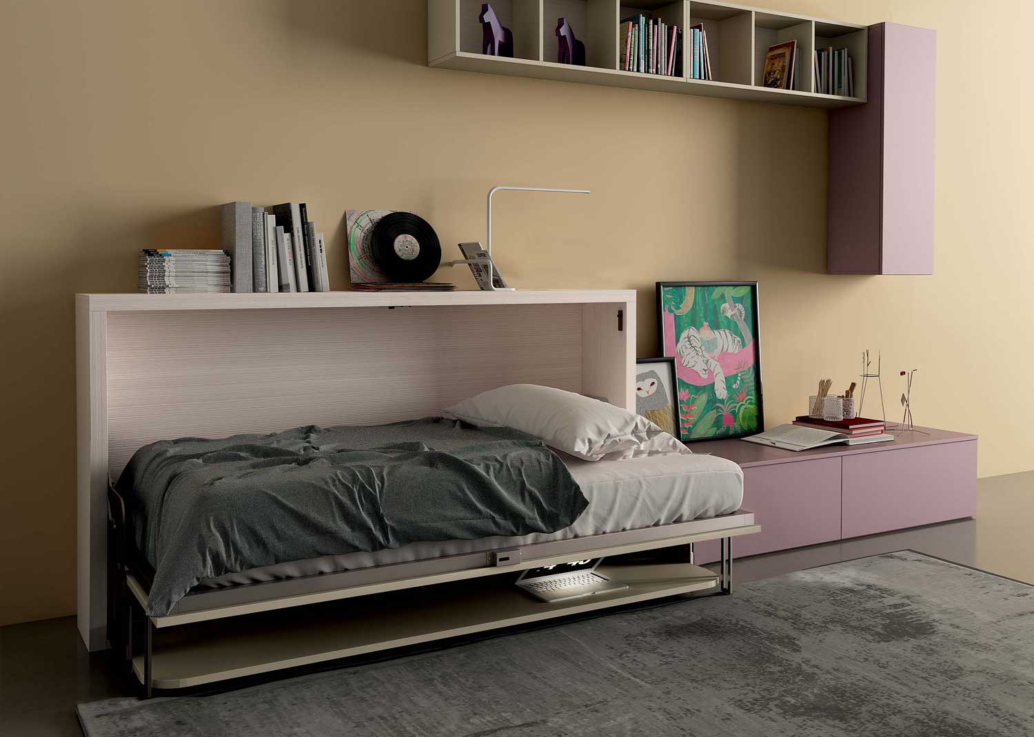 Kids 39 Bedroom Furniture Space Saving Solutions Clever It